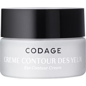 Image of Codage Pflege Augenpflege Crème Contour des Yeux 15 ml