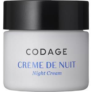Codage - Gesichtspflege - Crème de Nuit