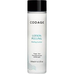 Codage - Gesichtsreinigung - Lotion Peeling
