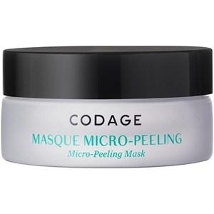 codage-pflege-masken-masque-micro-peeling-50-ml