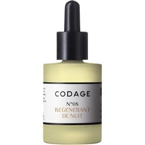 Codage - Seren - Sérum N°08 Night Rejuvenation