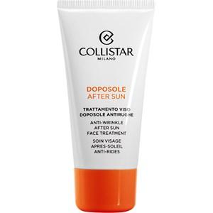 Collistar - After Sun - After-Sun Anti-Wrinkle Face Treatment