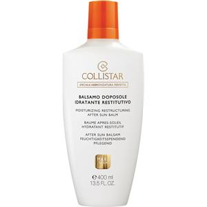 Collistar - After Sun - Moisturizing Restructuring After Sun Balm