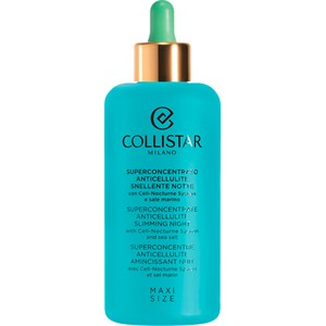Collistar - Anti-Cellulite Strategy - Anticellulite Slimming Superconcentrate Night