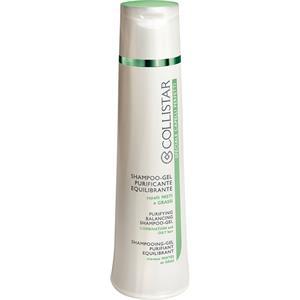 Collistar - Balance and Purity - Purifying Balancing Shampoo-Gel