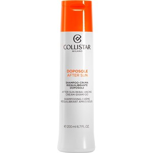 Collistar - Hair - After-Sun Rebalancing Cream-Shampoo