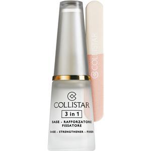 Collistar - Unghie - 3in1 Base-Strengthener-Fixer