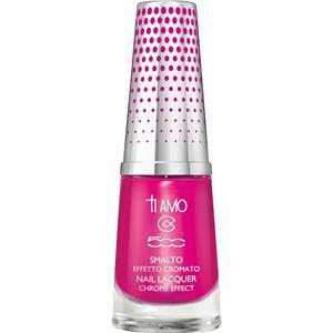 Collistar Make-up Nägel Ti Amo Italia Nail Lacquer Crome Effect Nr. 661 Light Me Up 6 ml
