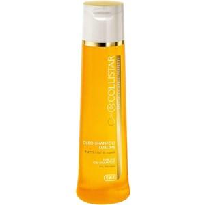 Collistar - Nourishment and Lustre - Sublime Oil-Shampoo