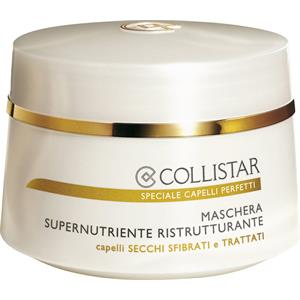Collistar - Nourishment and Lustre - Supernourishing Restorative Mask