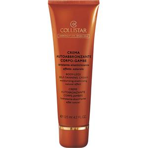 Collistar - Self-Tanners - Body-Legs Self-Tanning Cream