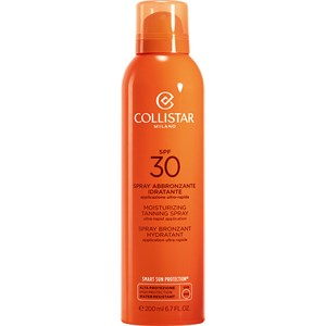 Collistar - Self-Tanners - Moisturizing Tanning Spray