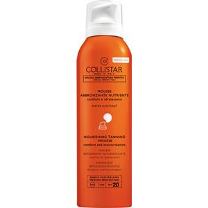 Collistar - Self-Tanners - Nourishing Tanning Mousse