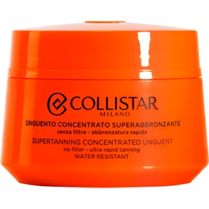 Collistar - Self-Tanners - Supertanning Concentrated Unguent