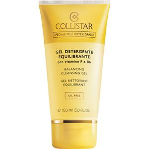 Collistar - Special Combination and Oily Skins - Balancing Cleansing Gel
