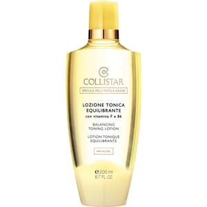 Collistar - Special Combination and Oily Skins - Balancing Toning Lotion
