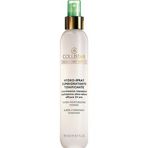 Collistar - Special Perfect Body - Hydro Spray Super-Moisturizing Toning
