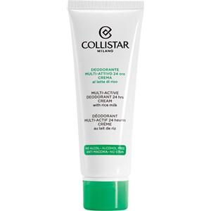 Collistar - Special Perfect Body - Multi-Active Deodorant 24h Cream