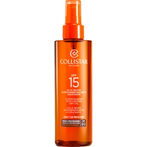 Collistar - Sun Protection - Supertanning Dry Oil