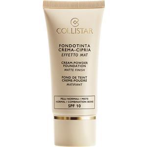Collistar Make-up Teint Creme-Powder Foundation Nr. 6 Leather