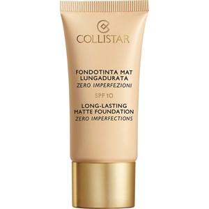 Collistar - Teint - Long-Lasting Matte Foundation SPF 10