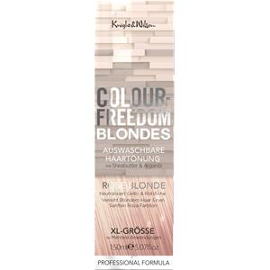 Colour Freedom - Haarfarbe - Blondes Non-Permanent Hair Toner