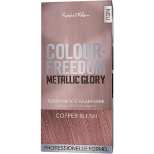 Colour Freedom - Haarfarbe - Metallic Glory  Permanent Hair Colour