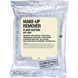 Image of Comodynes Pflege Pflege Flash Edition Make-up Remover Dry Skin 10 Stk.