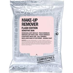 Image of Comodynes Pflege Pflege Flash Edition Make-up Remover Sensitive Skin 10 Stk.