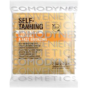 Comodynes - Pflege - Selbstbräunungstücher