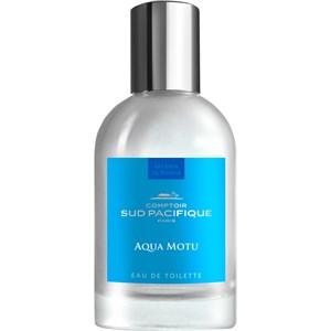 Comptoir Sud Pacifique - Les Eaux de Voyage - Eau de Toilette Spray Aqua Motu