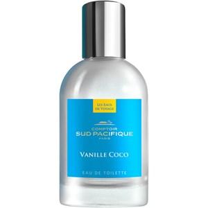 Comptoir Sud Pacifique - Les Eaux de Voyage - Vanille Coco Eau de Toilette Spray