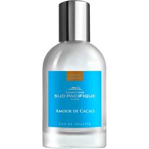Image of Comptoir Sud Pacifique Kollektionen Les Eaux de Voyage Amour de Cacao Eau de Toilette Spray 100 ml