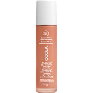 Coola - Gezichtsverzorging - Rosiliance Organic BB+Cream SPF 30
