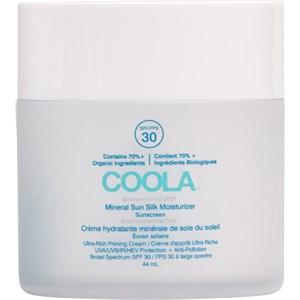 Coola - Gesichtspflege - Sunscreen Mineral Sun Silk Moisturizer SPF 30