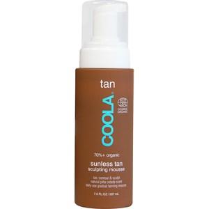 Coola - Self-tanners - Gradual Tan Sculpting Mousse