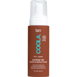 Coola - Self-tanners - Sunless Tan Express Sculpting Mousse