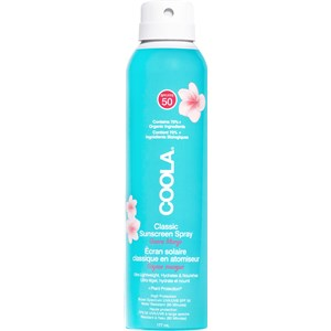 Coola - Sonnenpflege - Guava Mango Classic Sunscreen Spray SPF 50