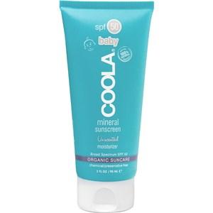 Coola - Sun care - Mineral Sunscreen Moisturizer SPF 50 Baby Unscented