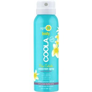 Coola - Sonnenpflege - SPF 30 Pina Colada Eco-Lux Body Sunscreen Spray