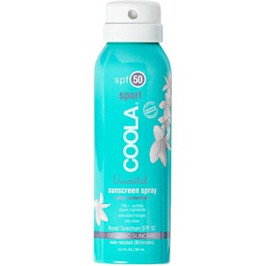 Coola - Sonnenpflege - SPF 50 Unscented Eco-Lux Body Sunscreen Spray