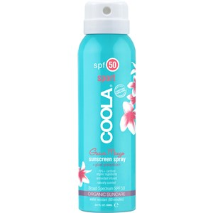 Coola - Sun care - Sport Guava Mango Sunscreen Spray SPF 50