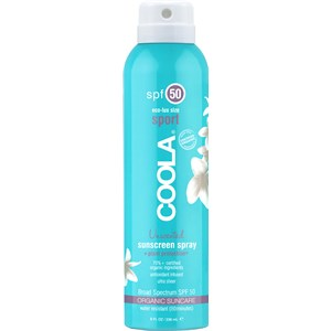 Coola - Sonnenpflege - Sport Unscented Sunscreen Spray SPF 50