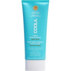 Coola - Sonnenpflege - Tropical Coconut Classic Body Sunscreen SPF 30