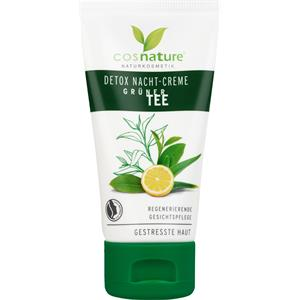 Cosnature - Facial care - Detox Night Cream Green Tea
