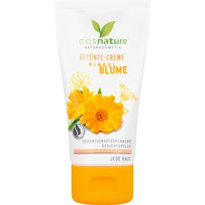 Cosnature - Gesichtspflege - Getönte Creme Ringelblume