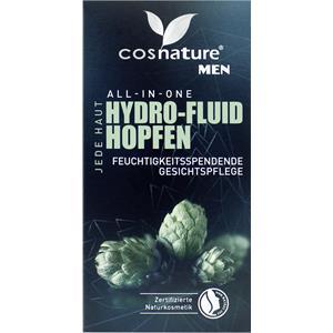 Cosnature - Gesichtspflege - Men All-In-One Hydro-Fluid Hopfen