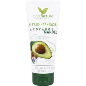 cosnature-pflege-haarpflege-repair-haarmaske-avocado-mandel-100-ml
