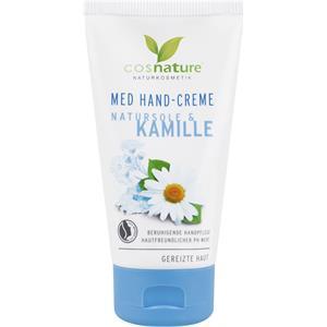 Cosnature - Körperpflege - Med Handcreme Natursole & Kamille