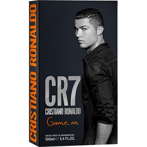 Cristiano Ronaldo - CR7 - Game on Eau de Toilette Spray